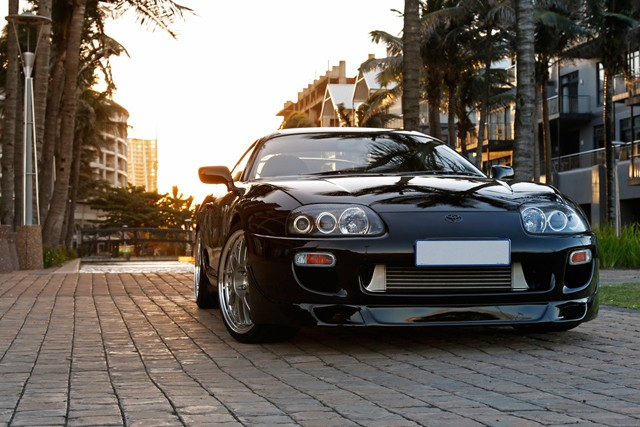 Legends Of The Rising Sun – The Toyota Supra