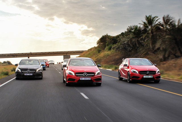 Mercedes-Benz AMG Breakfast Run